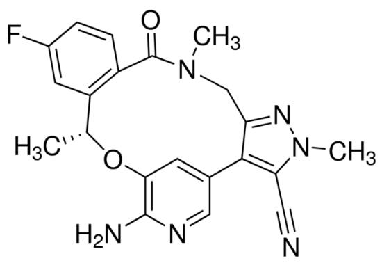 图片 罗拉替尼,Lorlatinib;≥98% (HPLC)