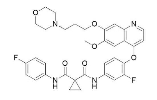 图片 福瑞替尼,Foretinib [GSK1363089, XL880];≥99% (HPLC)