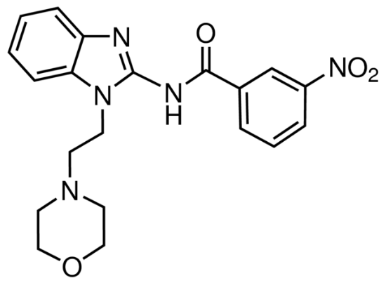 图片 IRAK-1/4 Inhibitor I,≥98% (HPLC), solid