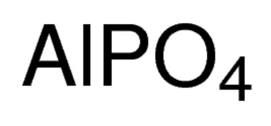 图片 磷酸铝,Aluminum phosphate;99.99% trace metals basis