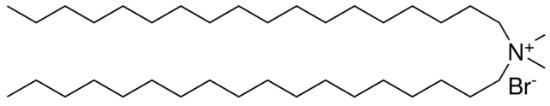 图片 双十八烷基二甲基溴化铵,Dimethyldioctadecylammonium bromide [DDAB];≥98% (TLC)