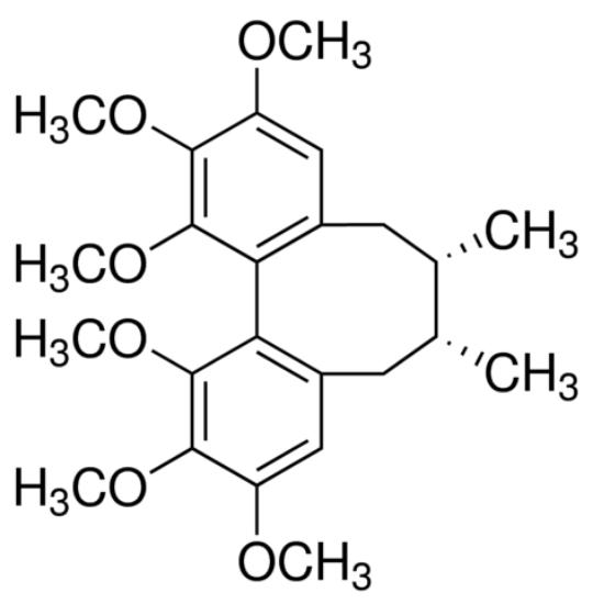 图片 五味子甲素,Schisandrin A;≥98% (HPLC)