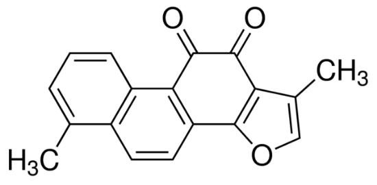 图片 丹参酮I,Tanshinone I;≥98% (HPLC)