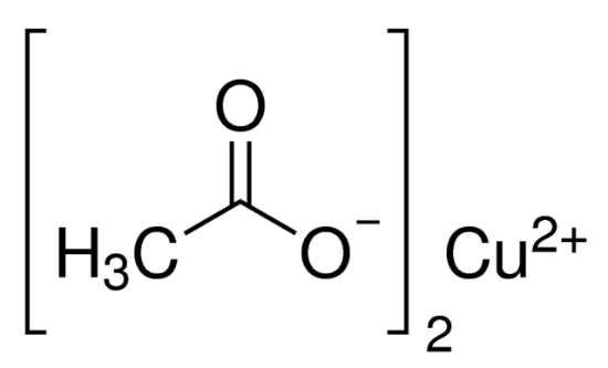 图片 乙酸铜 [醋酸铜],Copper(II) acetate;98%