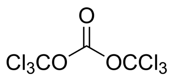 图片 双(三氯甲基)碳酸酯 [三光气],Bis(trichloromethyl) carbonate [Triphosgene];purum, ≥99.0% (AT)