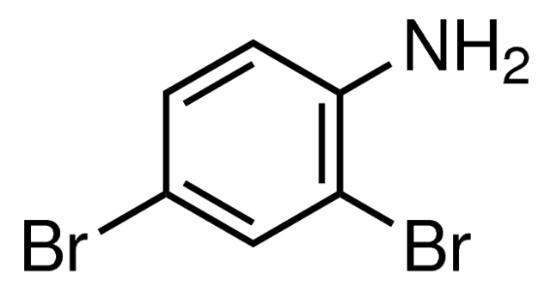 图片 2,4-二溴苯胺,2,4-Dibromoaniline;98%