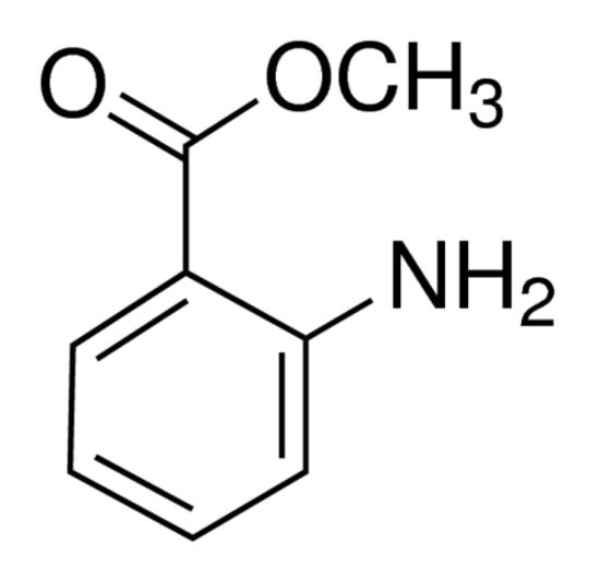 图片 邻氨基苯甲酸甲酯,Methyl 2-aminobenzoate;99%