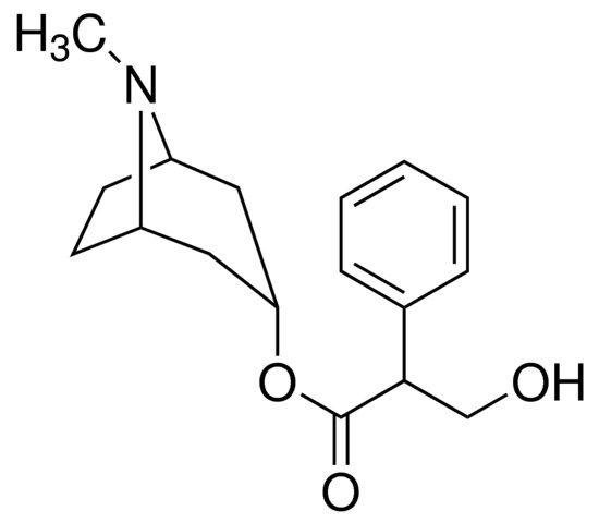图片 阿托品 [标准品],Atropine;analytical standard, ≥96.0% (HPLC)