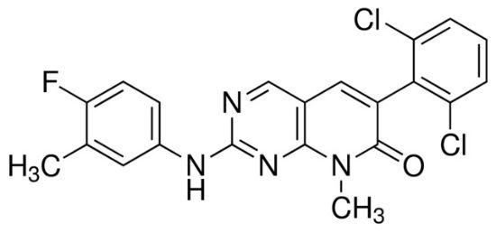 图片 PD-180970,≥98% (HPLC)