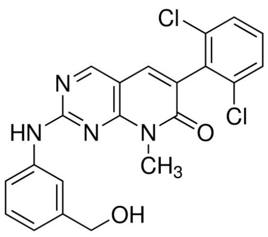 图片 PD166326,≥98% (HPLC)