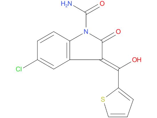 图片 Tenidap,≥97% (HPLC)