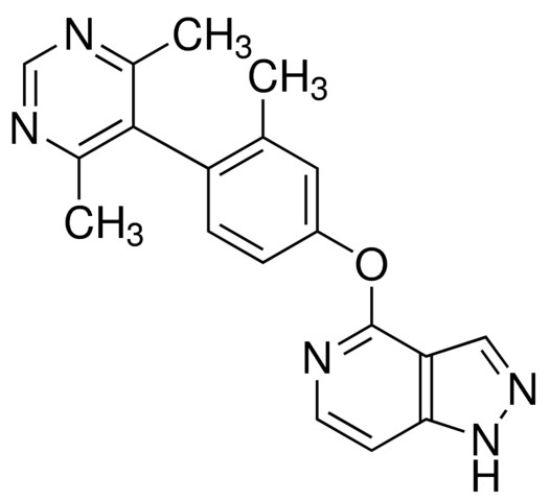 图片 PF-06412562,≥98% (HPLC)