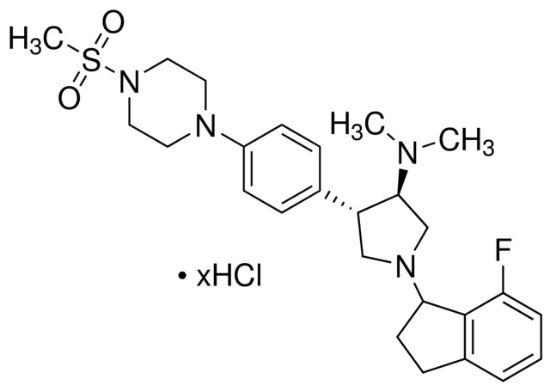 图片 A395盐酸盐,A-395 hydrochloride;≥98% (HPLC)