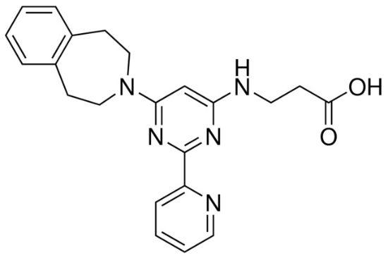 图片 GSK-J1,≥98% (HPLC)