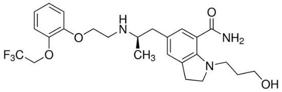 图片 西洛多辛,Silodosin;≥98% (HPLC)