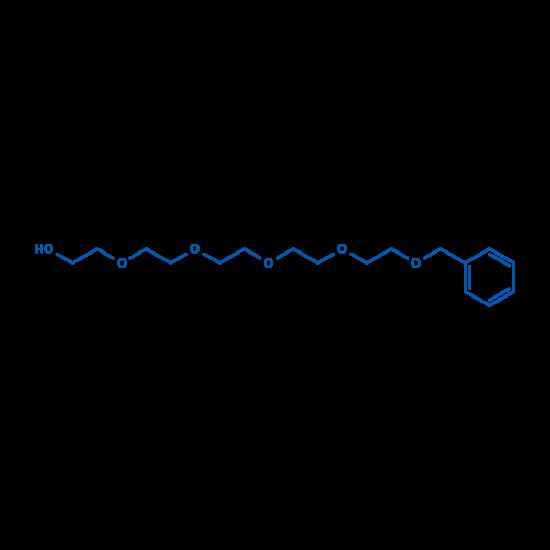 图片 五乙二醇单苄醚,1-Phenyl-2,5,8,11,14-pentaoxahexadecan-16-ol;98%