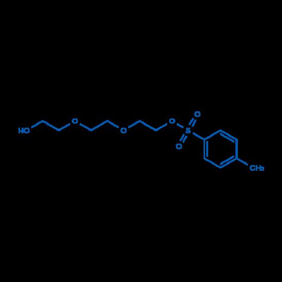 图片 三乙二醇单对甲苯磺酸酯,2-(2-(2-Hydroxyethoxy)ethoxy)ethyl 4-methylbenzenesulfonate [Tos-PEG3];98%