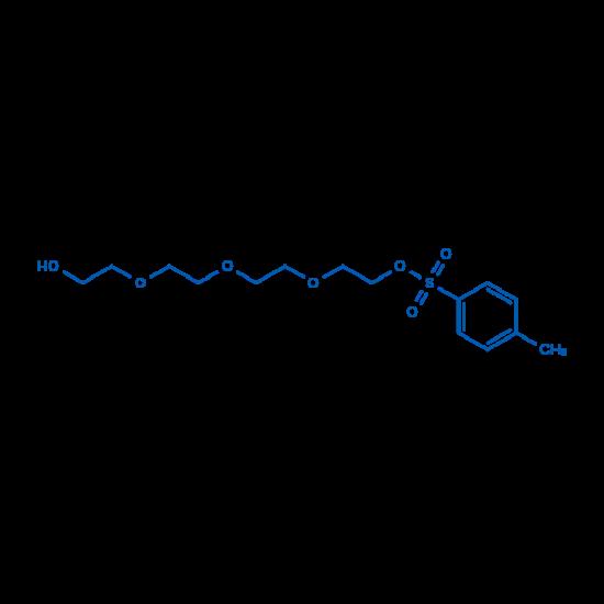 图片 2-(2-(2-(2-Hydroxyethoxy)ethoxy)ethoxy)ethyl 4-methylbenzenesulfonate;98%