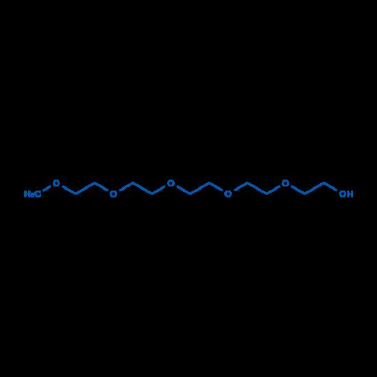 图片 五乙二醇单甲醚,Pentaethylene Glycol Monomethyl Ether;98%