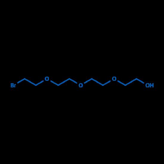 图片 2-(2-(2-(2-(溴乙氧基)乙氧基)乙氧基)乙醇,2-(2-(2-(2-Bromoethoxy)ethoxy)ethoxy)ethanol;99%