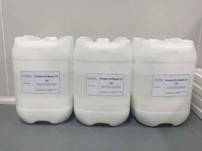 图片 耐碱蛋白A亲和琼脂糖凝胶LX,Protein At Beads LX