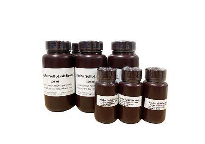 图片 巯基蛋白偶联琼脂糖凝胶预活化树脂,PabPur SulfoLink Beads