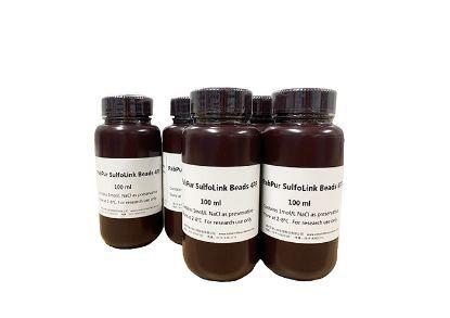 图片 巯基蛋白偶联琼脂糖凝胶预活化树脂4FF,PabPur SulfoLink Beads 4FF