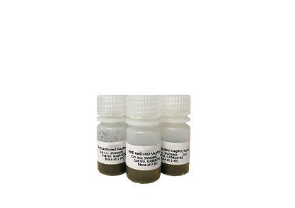 图片 NHS预活化聚合物磁性微球,NHS-Activated Magpoly Beads