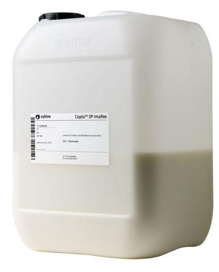 图片 强阳离子交换树脂,Capto™ SP ImpRes ion exchange chromatography resin