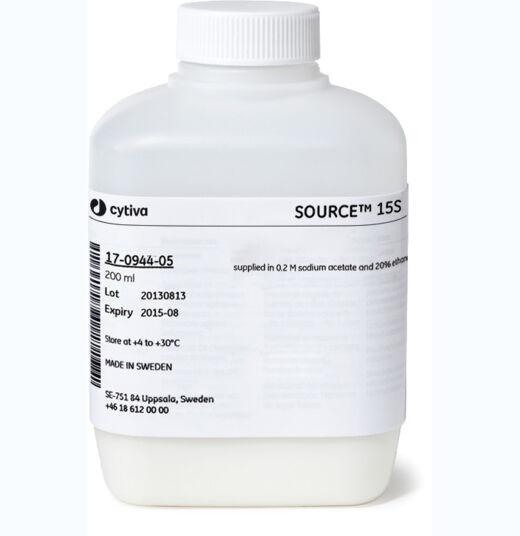 图片 聚合物强阳离子交换树脂,SOURCE 15S
