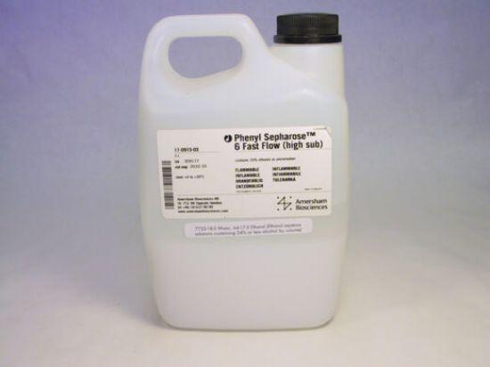 图片 高取代苯基琼脂糖凝胶6FF,Phenyl Sepharose 6 Fast Flow (High Sub)