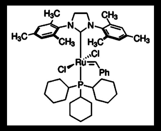 图片 Grubbs二代催化剂,Grubbs Catalyst® M204;Umicore