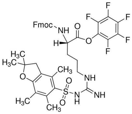 图片 Fmoc-Arg(Pbf)-OPfp,≥90% (HPLC)