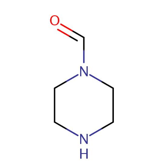 图片 1-甲醛哌嗪,1-Formylpiperazine [FPA];≥98% (GC)