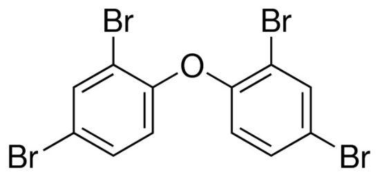图片 BDE No 47 溶液,BDE No 47 solution [PBDE];50 μg/mL in isooctane, analytical standard