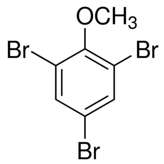 图片 2,4,6-三溴苯甲醚,2,4,6-Tribromoanisole;99%