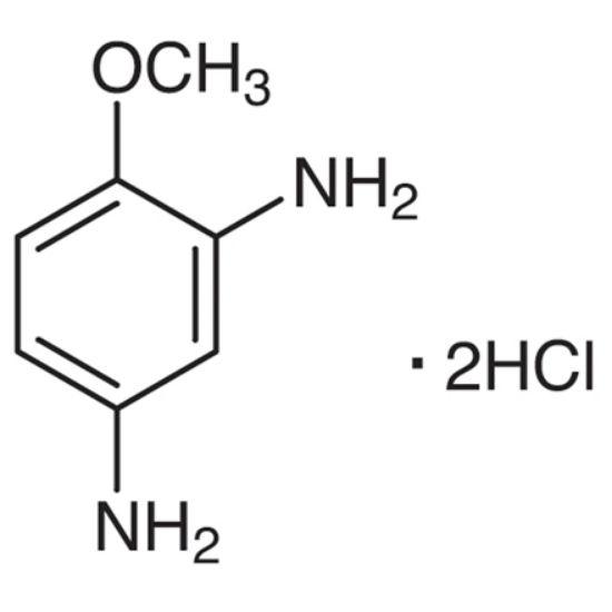 图片 2,4-二氨基苯甲醚二盐酸盐,2,4-Diaminoanisole Dihydrochloride;≥99.0%