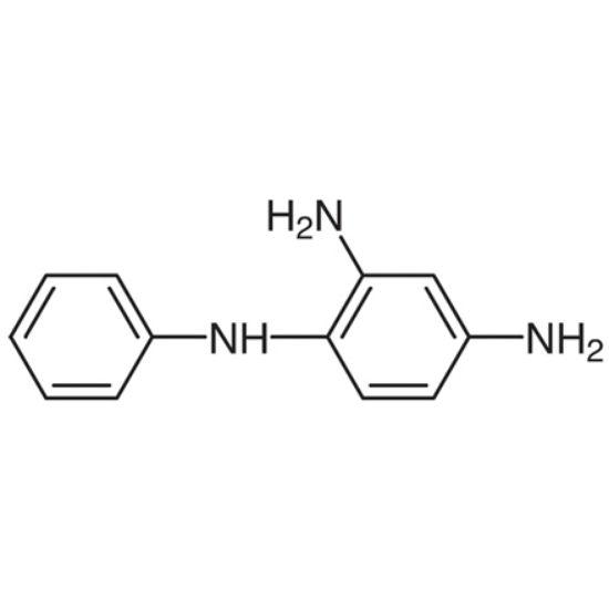 图片 2,4-二氨基二苯胺,2,4-Diaminodiphenylamine;≥99%