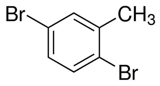 图片 2,5-二溴甲苯;2,5-Dibromotoluene;98%