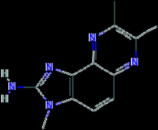 图片 2-氨基-3,7,8-三甲基-3H-咪唑并[4,5-F]喹喔啉;2-Amino-3,7,8-trimethyl-3H-imidazo[4,5-f]quinoxaline