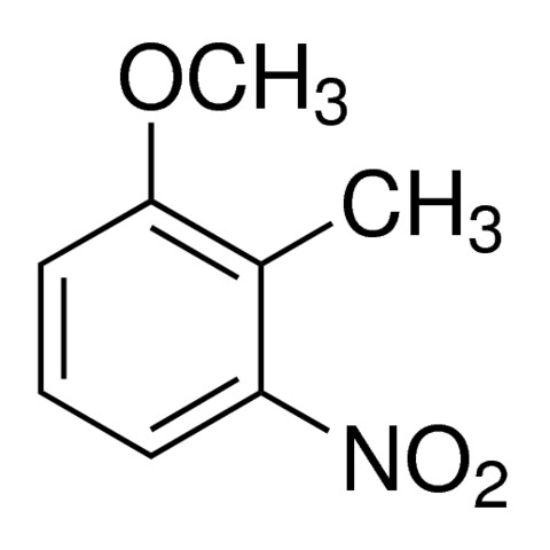 图片 2-甲基-3-硝基苯甲醚,2-Methyl-3-nitroanisole;99%
