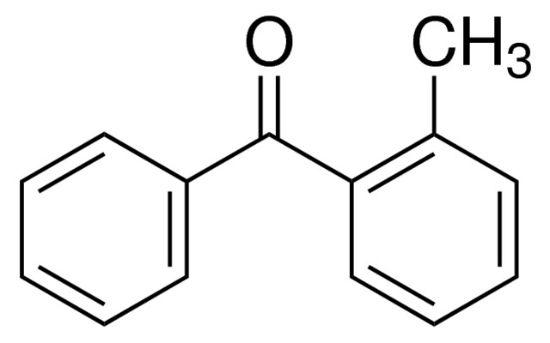 图片 2-甲基二苯甲酮,2-Methylbenzophenone;98%