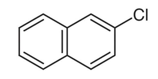 图片 2-氯萘,2-Chloronaphthalene;for spectrophotometric det. of proline and thiophene, ≥99.0%