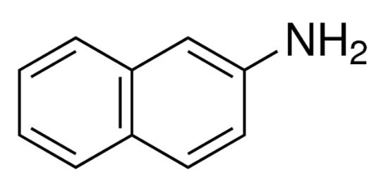 图片 2-萘胺,2-Naphthylamine;analytical standard, ≥95%