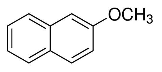 图片 2-甲氧基萘 [2-萘甲醚],2-Methoxynaphthalene;99%