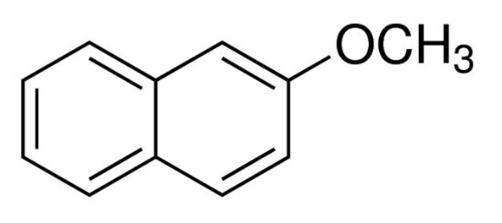 图片 2-甲氧基萘 [2-萘甲醚],2-Methoxynaphthalene;≥99%, FG
