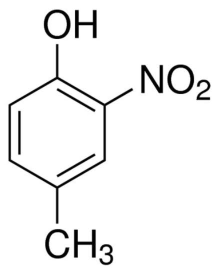 图片 4-甲基-2-硝基苯酚,4-Methyl-2-nitrophenol;99%