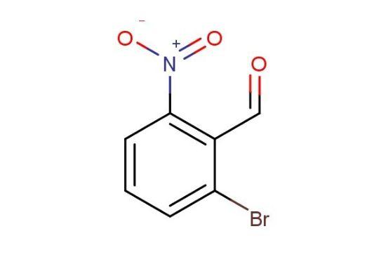 图片 2-溴-6-硝基苯甲醛,2-Bromo-6-nitrobenzaldehyde;≥99%