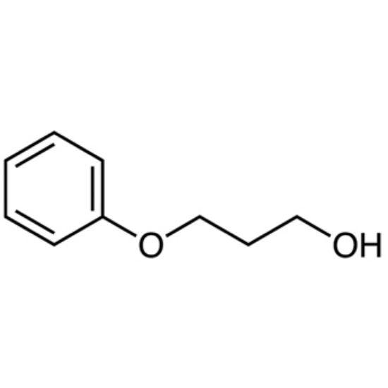 图片 3-苯氧基-1-丙醇,3-Phenoxy-1-propanol;≥99.0% (GC)