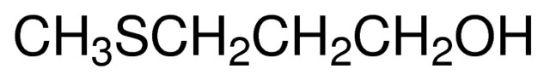 图片 3-甲硫基丙醇,3-(Methylthio)-1-propanol [Methionol];98%